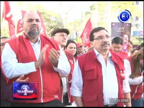 Gerson Martínez buscará la candidatura presidencial