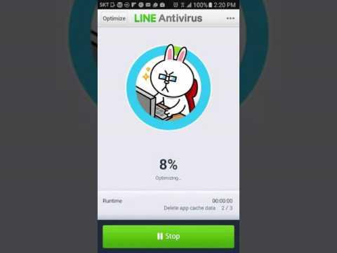 Line Antivirus Aplikasi Di Google Play