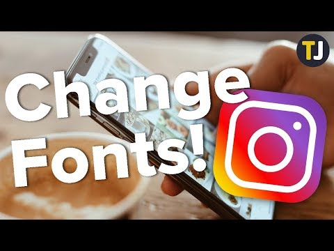 How To Change Your Fonts In Instagram Stories!