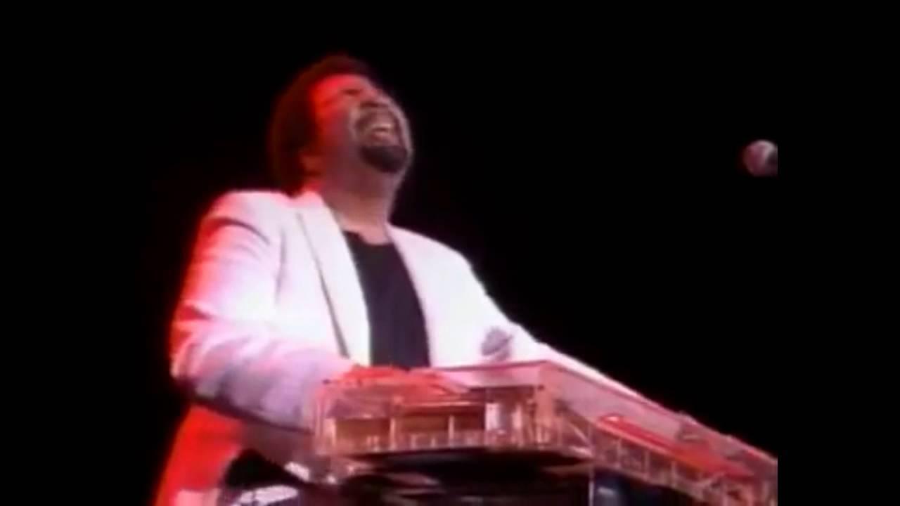 Keyboard Solo George Duke George Duke Band Reach Out Live 1983