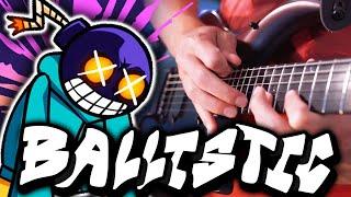 Friday Night Funkin' - BALLISTIC [Whitty Mod]    GUITAR COVER
