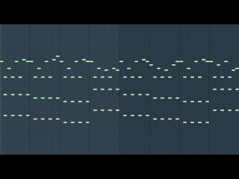 PART 11 | 50 Progressive House / Electro / EDM melodies FL Studio + FLP