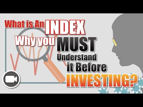 What is an INDEX? Why you MUST Understand it Before INVESTING? | Investing 101 ANIMATION