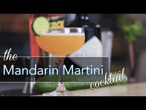 Mandarin Martini - The Proper Pour with Charlotte Voisey - S5E4