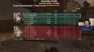 Call of Duty: WW II TDM gameplay March 12, 2018 pt11