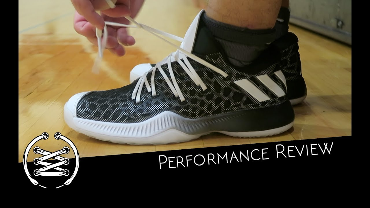 adidas Harden B E Performance Review