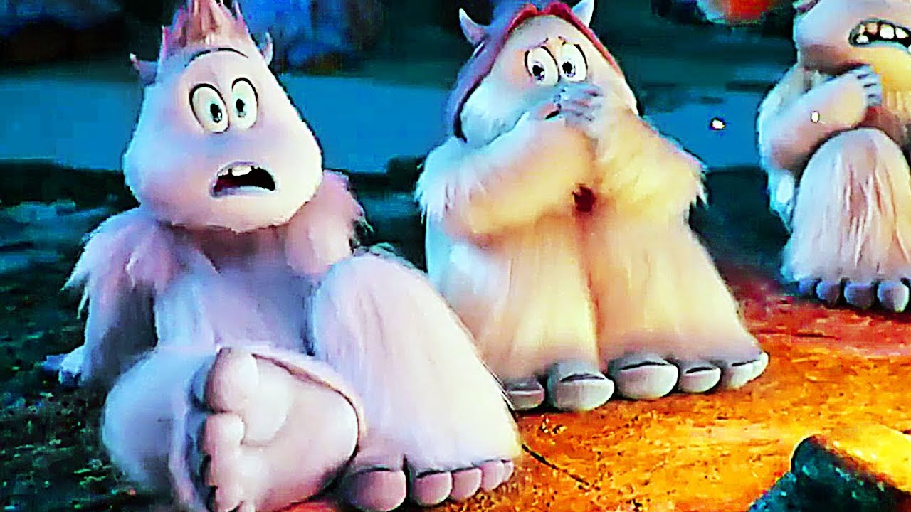 Download Smallfoot 2018 Full Movie Mp4
