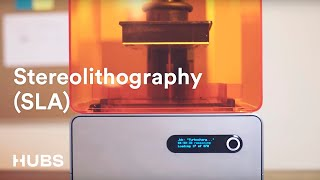 3D Printing Technologies: Stereolithography (SLA)