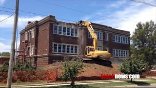 Roosevelt School Demolition