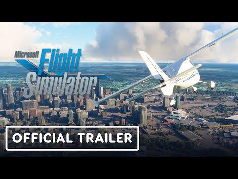 Microsoft Flight Simulator - Official North America Trailer