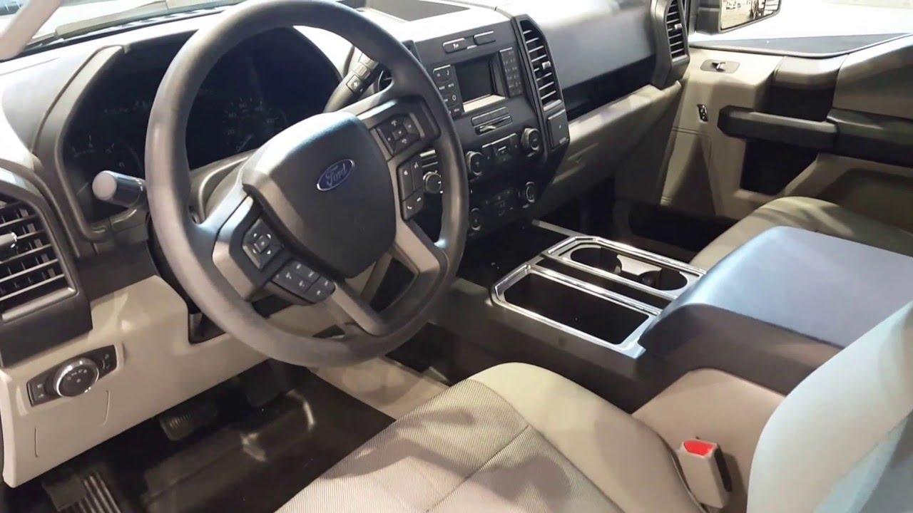 2016 Ford F 150 Supercab 3 5l Interior 2016 Chicago Auto Show