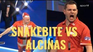 Peter Wright vs Toni Alcinas WORLD CHAMPIONSHIP 2019 R2 (Darts WM 2019)