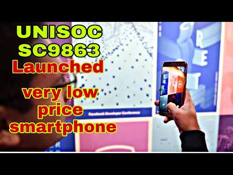UNISOC SC9863 and UNISOC SC 9832E launched 2018,camera review,price  unboxing,Hindi,India,full review