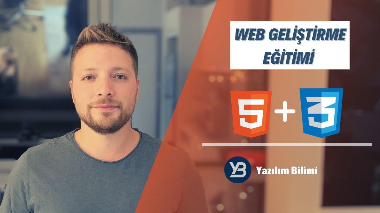 1 Videoda HTML, CSS, Flexbox, Responsive Tasarım [ Web Geliştirme Eğitimi ]