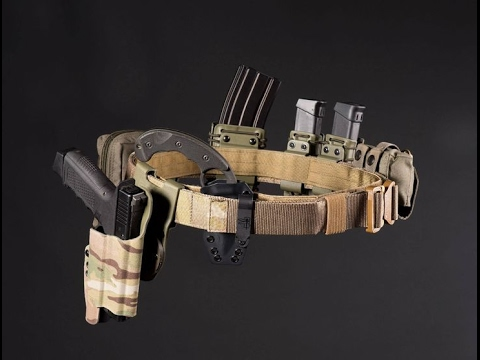 Mail Time ! GCode Assaulter Belt For Sig Sauer P320/M17