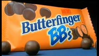 Butterfinger commercial Butterfinger BBs they are new this commercial came out 2019