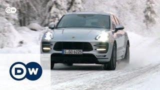Kraftvoll: Porsche Macan Turbo Performance   Motor mobil