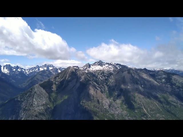 Icicle Ridge, Okanogan-Wenatchee National Forest