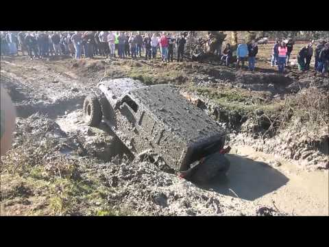 Jeep Rubicon mudfest 2015