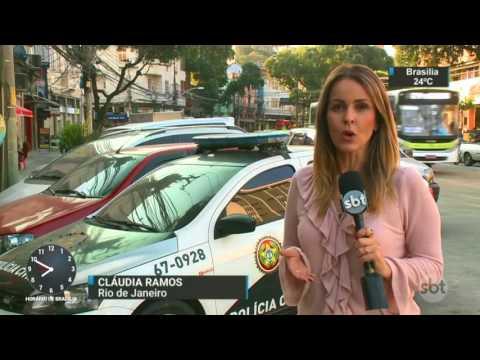 Idosa é atingida por bala perdida após sair da igreja no Rio de Janeiro