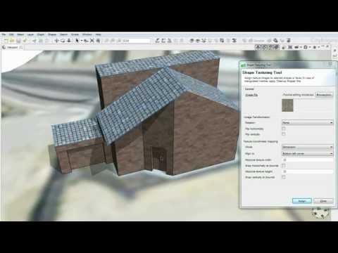 #14a CityEngine Tutorial: Basic Polygonal Modeling