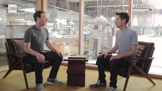 Zuckerberg Shares Painful Moment In Facebook History