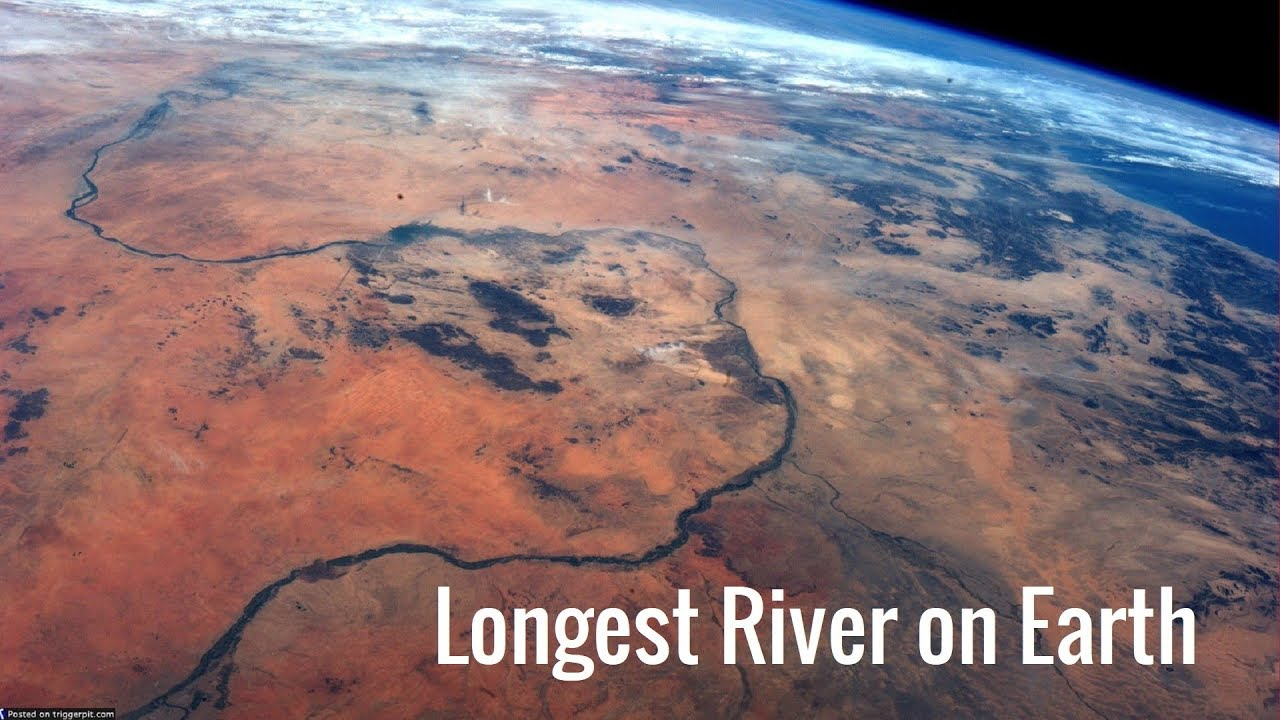 Top Longest Rivers In The World YouTube - Longest river on earth