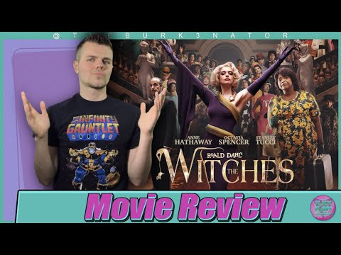 The Witches (2020) HBO Max Movie Review