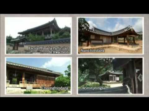 UNESCO Heritage in Korea (Portuguese)