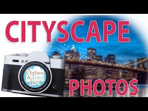 Tony & Chelsea LIVE - Cityscapes!