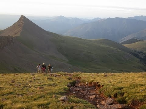 Uncompahgre Peak Hike