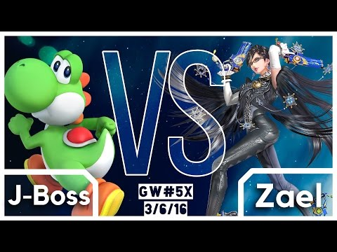 J-Boss(Yoshi) Vs. Zael(Bayonetta) @ Game Workshop 5x! |