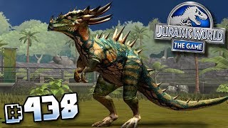 I SPENT MORE MONEY ON THIS GAME!! || Jurassic World - The Game - Ep 438 HD
