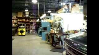 Field Service Mechanical Shop tour