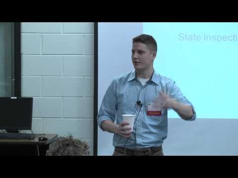 Nick Carter Meat Rabbitry Farmers Forum Presentation 2014