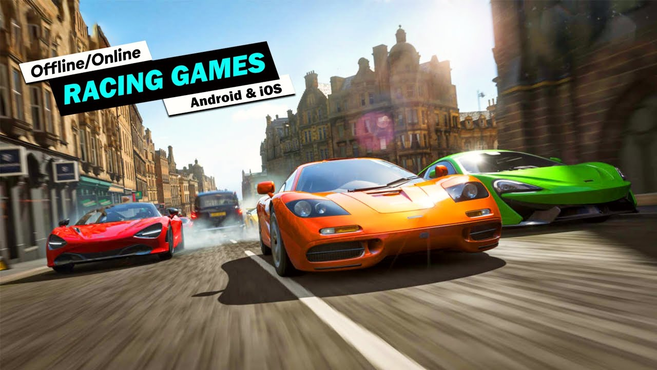 Top 10 New Racing Games For Android Ios Offline Online