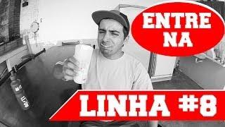 ENTRE NA LINHA #8 - Vela na Borda x Leandro Barsotti