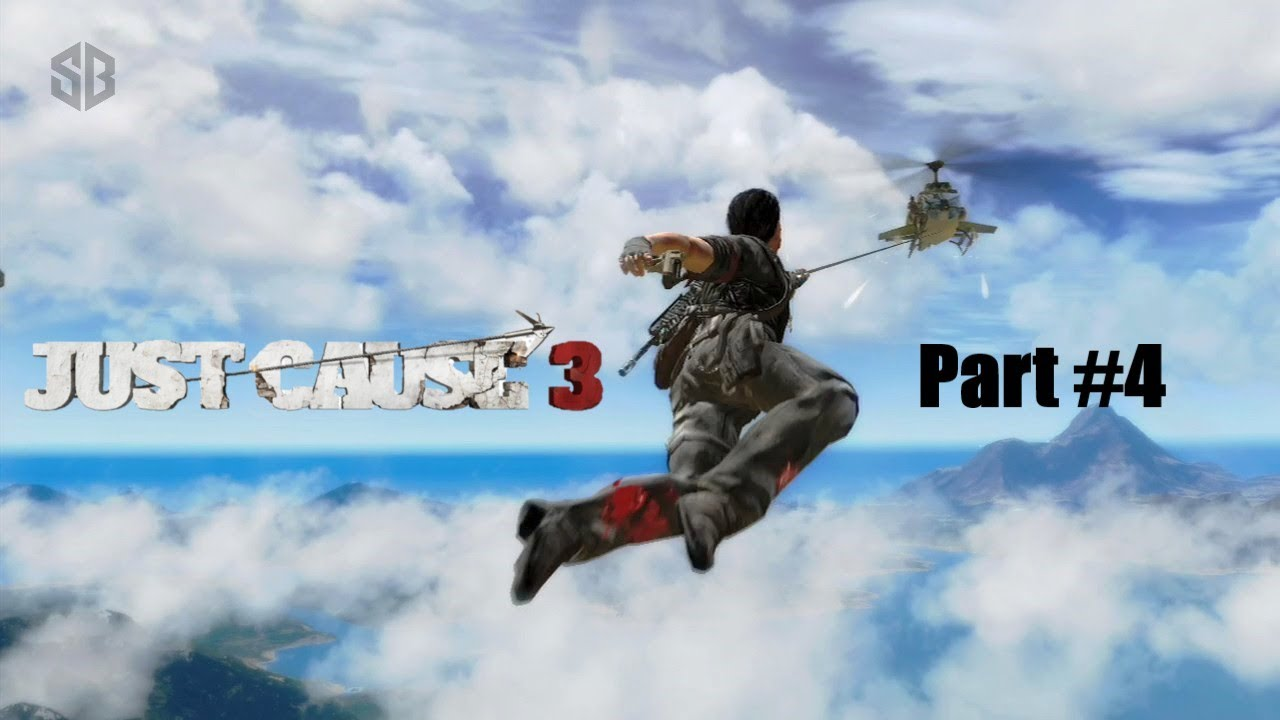 Just Cause 3 - Part #4 || Science's Bedroom Gameplay
