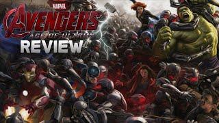 "Review | Фильм ""Мстители: Эра Альтрона/Avengers: Age of Ultron"""