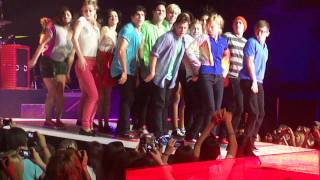 Glee Live Indianapolis - Safety Dance