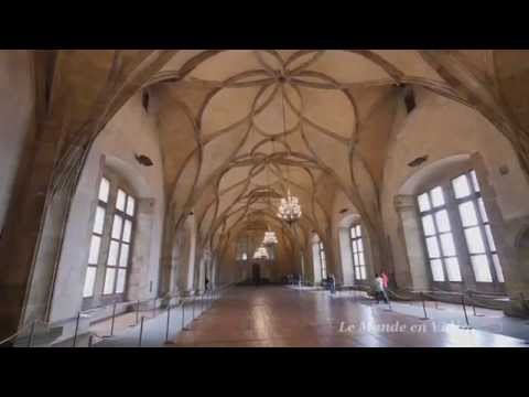 Prague's Old Royal Palace ( Ultra 4K)