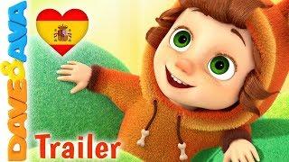 ❤️ Skidamarink - Trailer   Canciones Infantiles   Música para Niños   Dave y Ava ❤️
