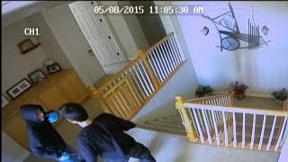 Video Caught On Tape: Watch Two Clueless Robbers Break Into Home with People Inside download MP3, 3GP, MP4, WEBM, AVI, FLV November 2017