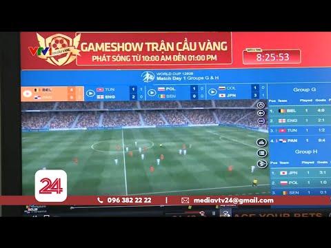 Phát Hiện Gần 400.000 Tài Khoản đánh Bạc Qua Mạng | VTV24