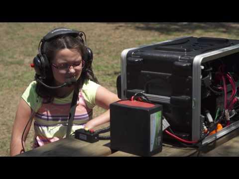 KM4TXT – Portable Solar HF 20 Meter Operations at Hontoon Island State Park