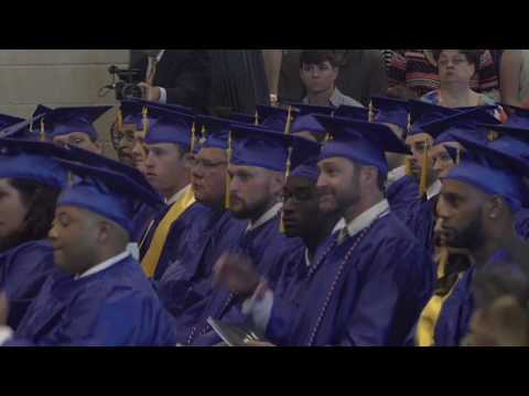 Aiken Technical College 2015 Commencement - 7 PM Ceremony (HD)