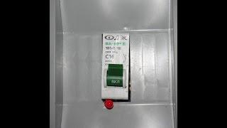 Можно ли обычный автомат использовать для 12 вольт?