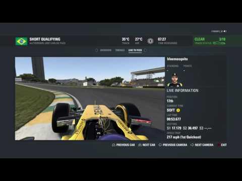 F1 2016 f3 brazil