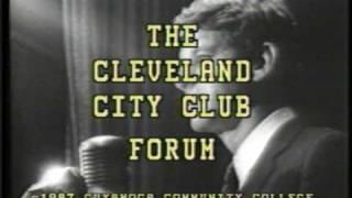 Cleveland city club ending 1987