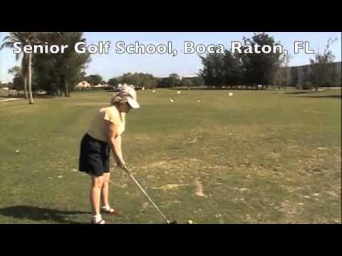 Senior Golf School